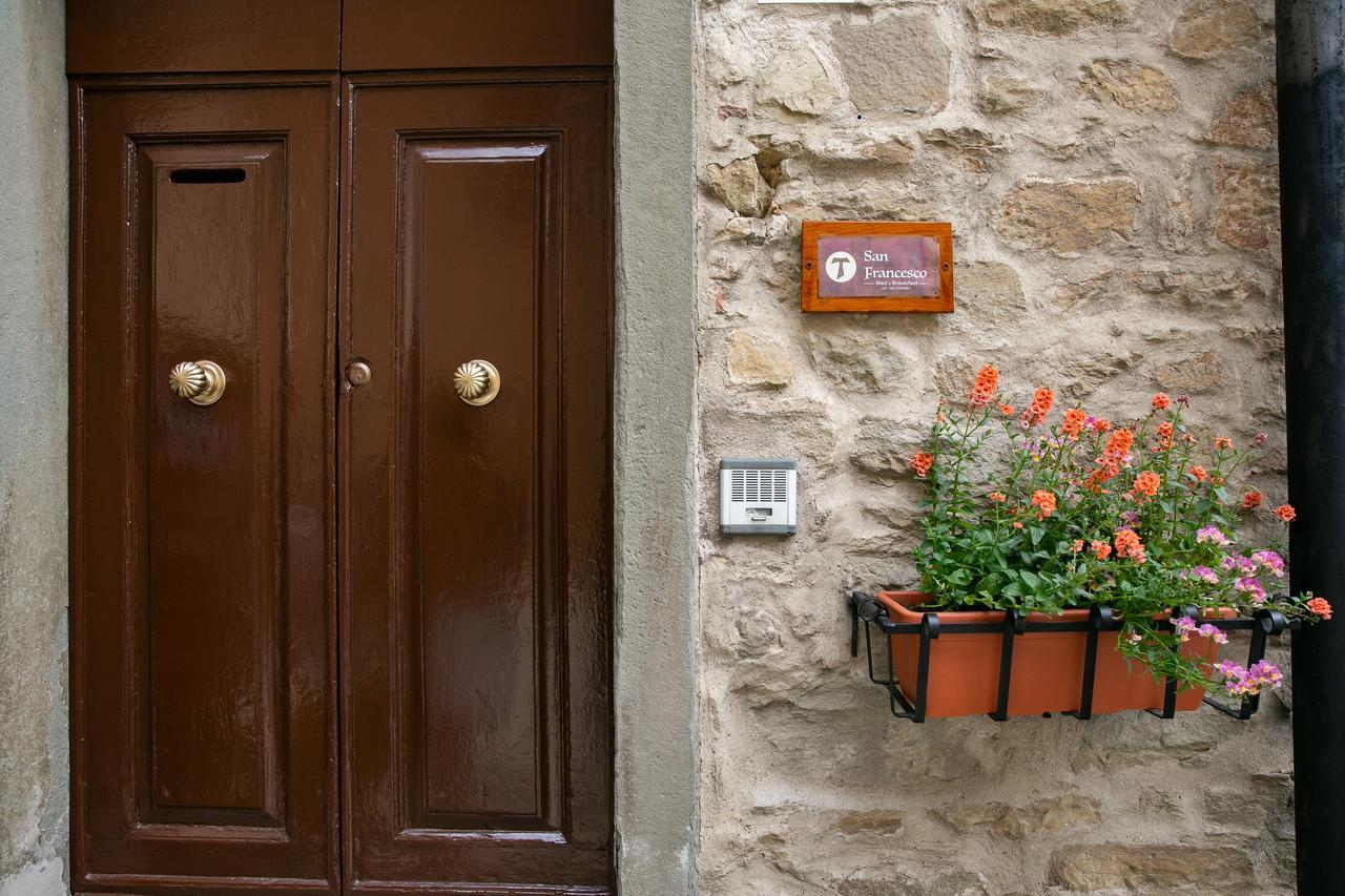 History - B&B San Francesco Cortona : B&B San Francesco ...
